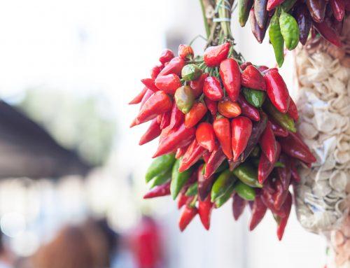 Waarom pepers eten kan leiden tot gewichtsverlies