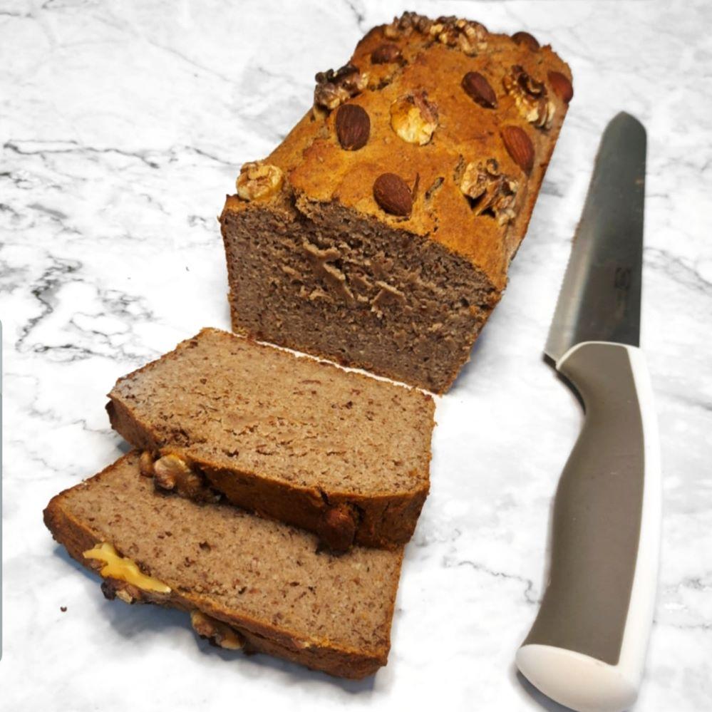 Gezond speculaasbrood